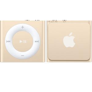 Apple iPod shuffle 2GB - Gold - MKM92LL/A