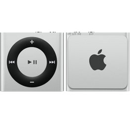 Apple iPod Shuffle 2GB - Silver - MKMG2LL/A