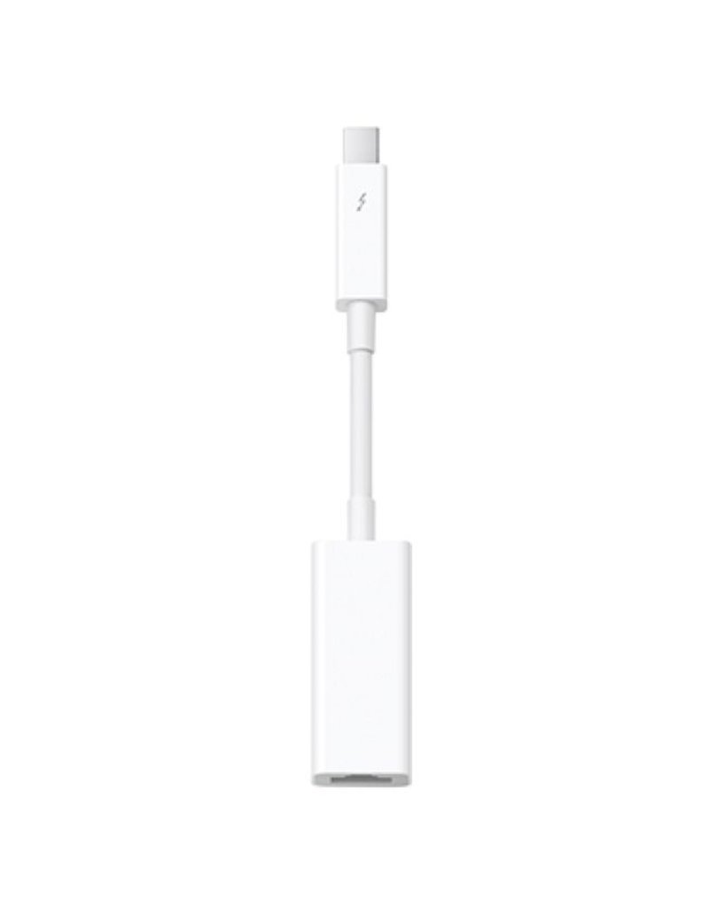 Apple Apple Thunderbolt to Gigabit Ethernet Adapter MD463ZM/A