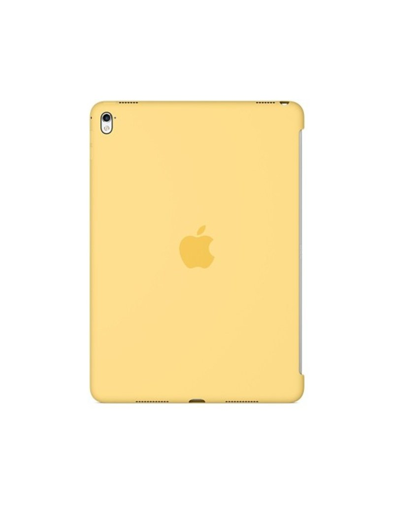 Apple Silicone Case for 9.7-inch iPad Pro - Yellow - MM282AM/A