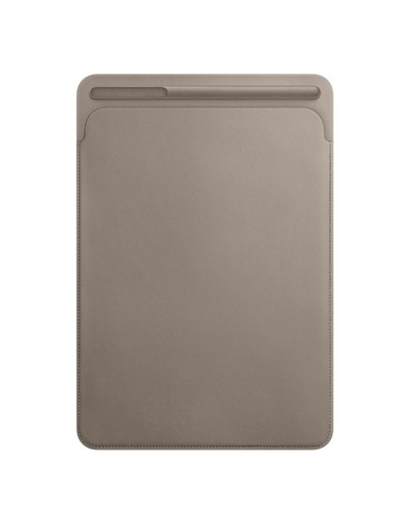 Apple Leather Sleeve for 10.5-inch iPad Pro - Taupe - MPU02ZM/A