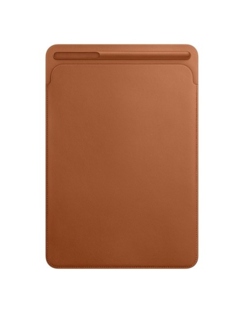 Apple Leather Sleeve for 10.5-inch iPad Pro - Saddle Brown - MPU12ZM/A