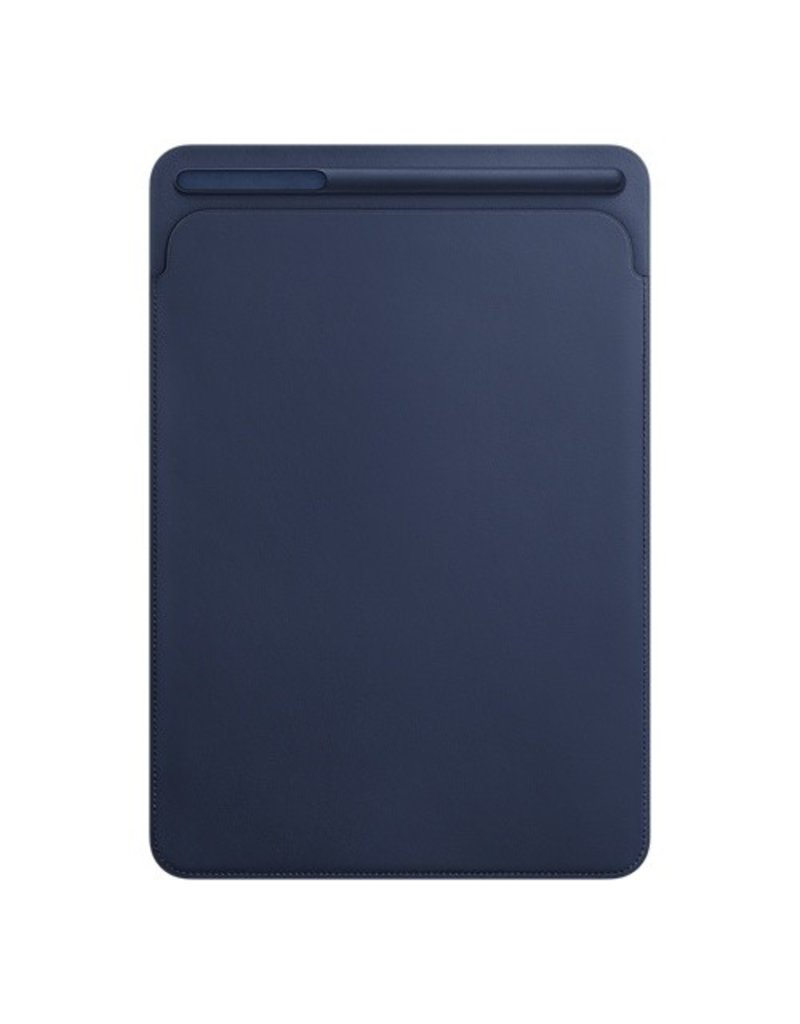 Apple Leather Sleeve for 10.5-inch iPad Pro - Midnight Blue - MPU22ZM/A