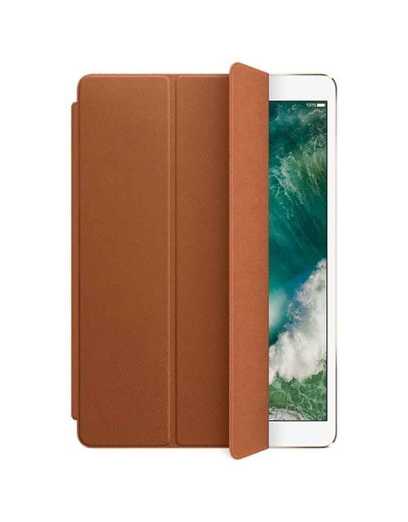 Apple Leather Smart Cover for 10.5-inch iPad Pro - Saddle Brown - MPU92ZM/A