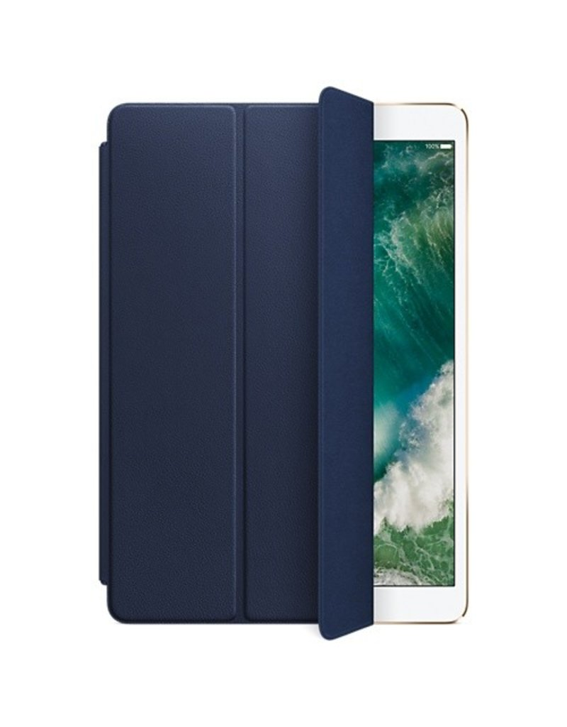 Apple Leather Smart Cover for 10.5-inch iPad Pro - Midnight Blue -
