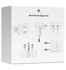 Apple Apple World Travel Adapter Kit - MD837AM/A