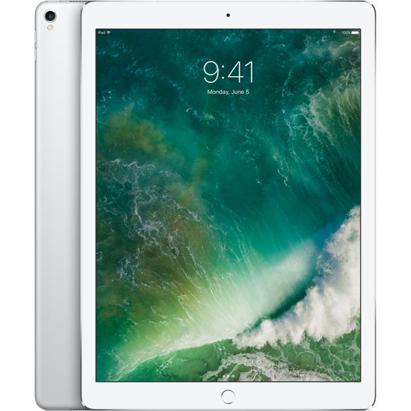 Apple 12.9-inch iPad Pro Wi-Fi + Cellular 256GB - Silver