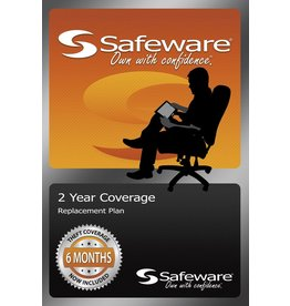 Safeware Safeware 2 Year Coverage for Products up to $400 Orange Card Accidental Damage and theft coverage.