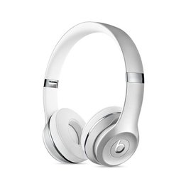 Apple Beats Solo3 Wireless On-Ear Headphones - Silver<br /> <br /> Beats Solo3 Wireless On-Ear Headphones - Silver