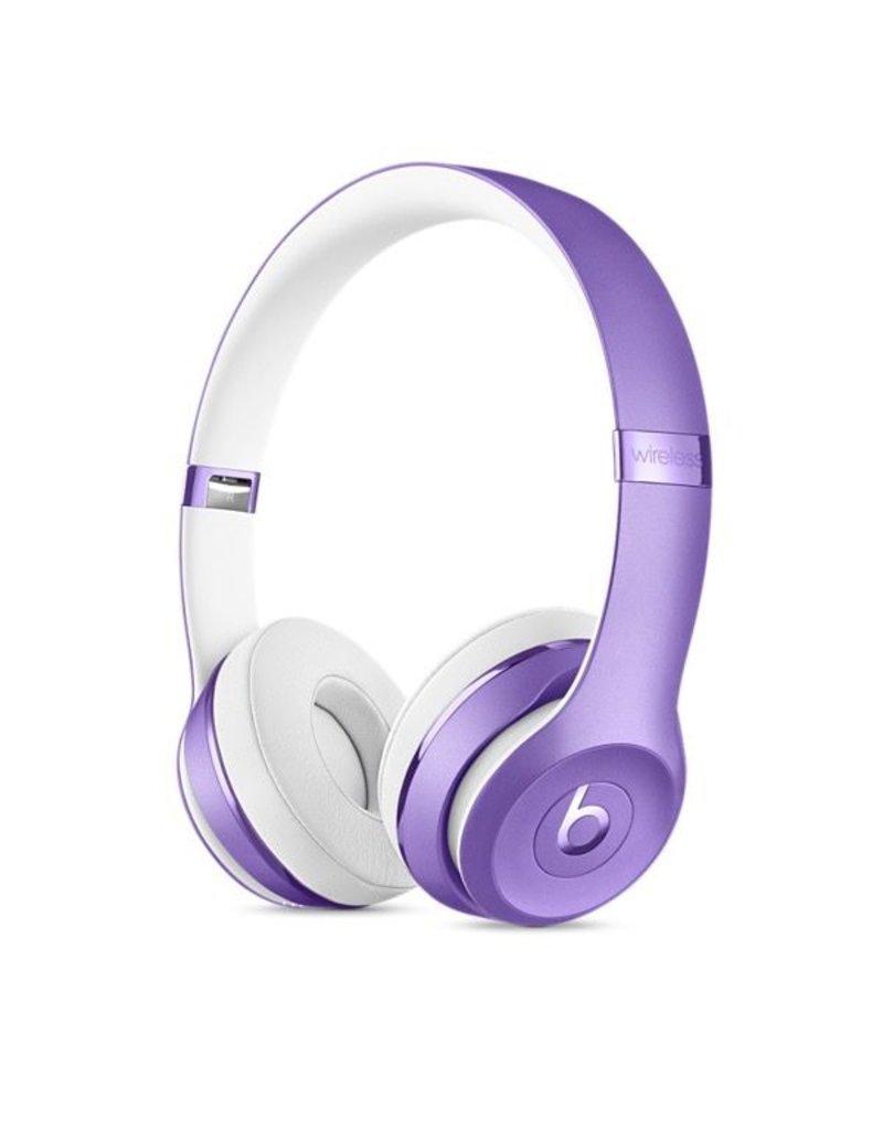 Apple Beats Solo3 Wireless On-Ear Headphones – Ultra Violet