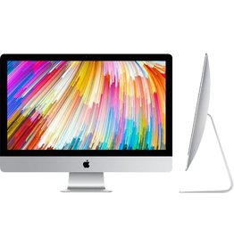 Apple 27-inch iMac with Retina 5K display: 3.4GHz quad-core Intel Core i5 8GB 1TB Fusion Drive Radeon Pro 570 with 4GB video memory Two Thunderbolt 3 ports