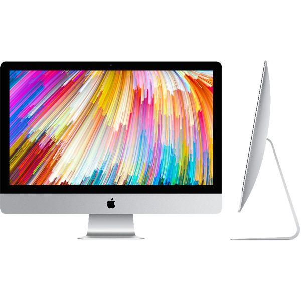 Apple 27-inch iMac with Retina 5K display: 3.4GHz quad-core Intel Core i5 8GB 1TB Fusion Drive Radeon Pro 570 with 4GB video memory Two Thunderbolt 3 ports