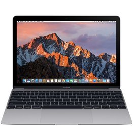 Apple Macbook 12-inch: 1.2GHz dual-core Intel Core m3, 8GB RAM 256GB - Space Gray