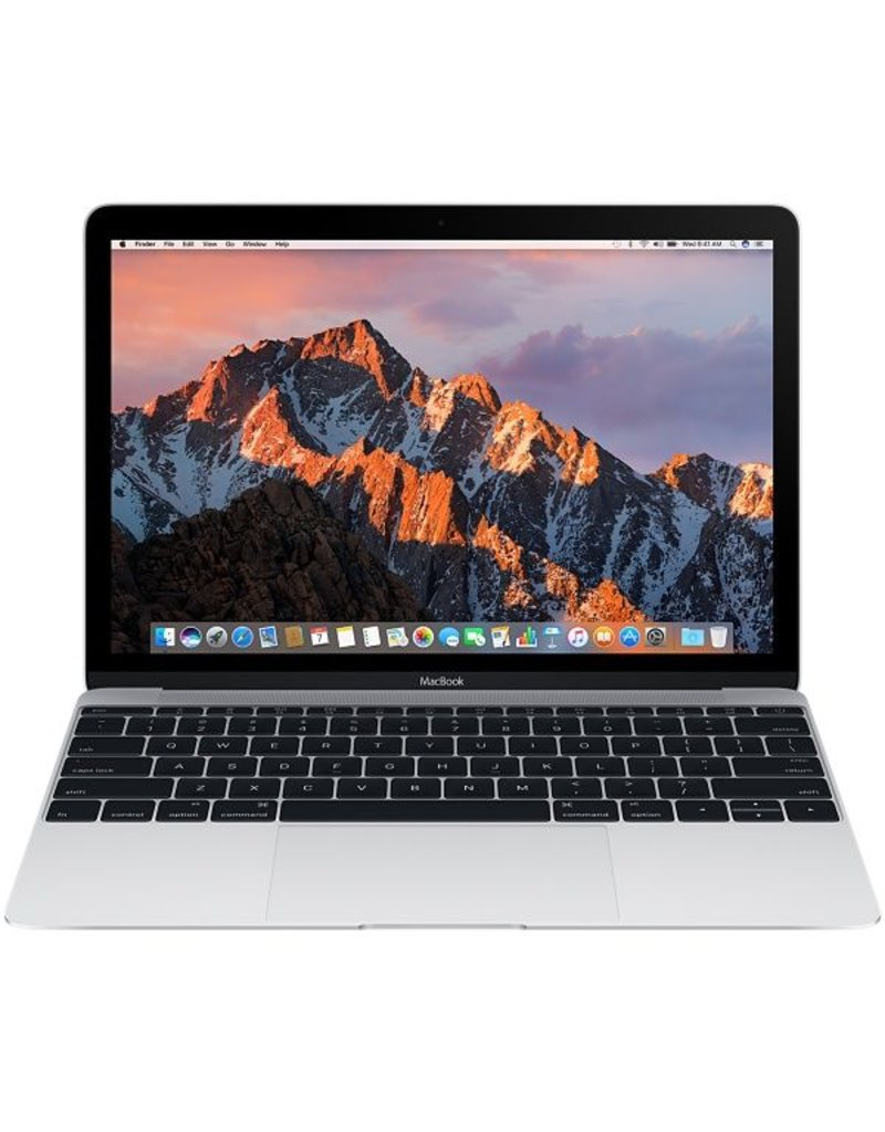 Apple 12-inch MacBook: 1.2GHz dual-core Intel Core m3, 256GB - Silver