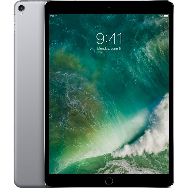 Apple 10.5-inch iPad Pro Wi-Fi + Cellular 512GB - Space Gray