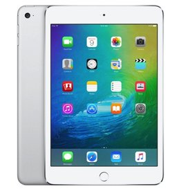 Apple Apple iPad mini 4 Wi-Fi + Cellular 128GB - Silver (Apple SIM)