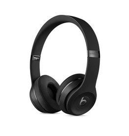 Apple Beats Solo3 Wireless On-Ear Headphones - Matte Black
