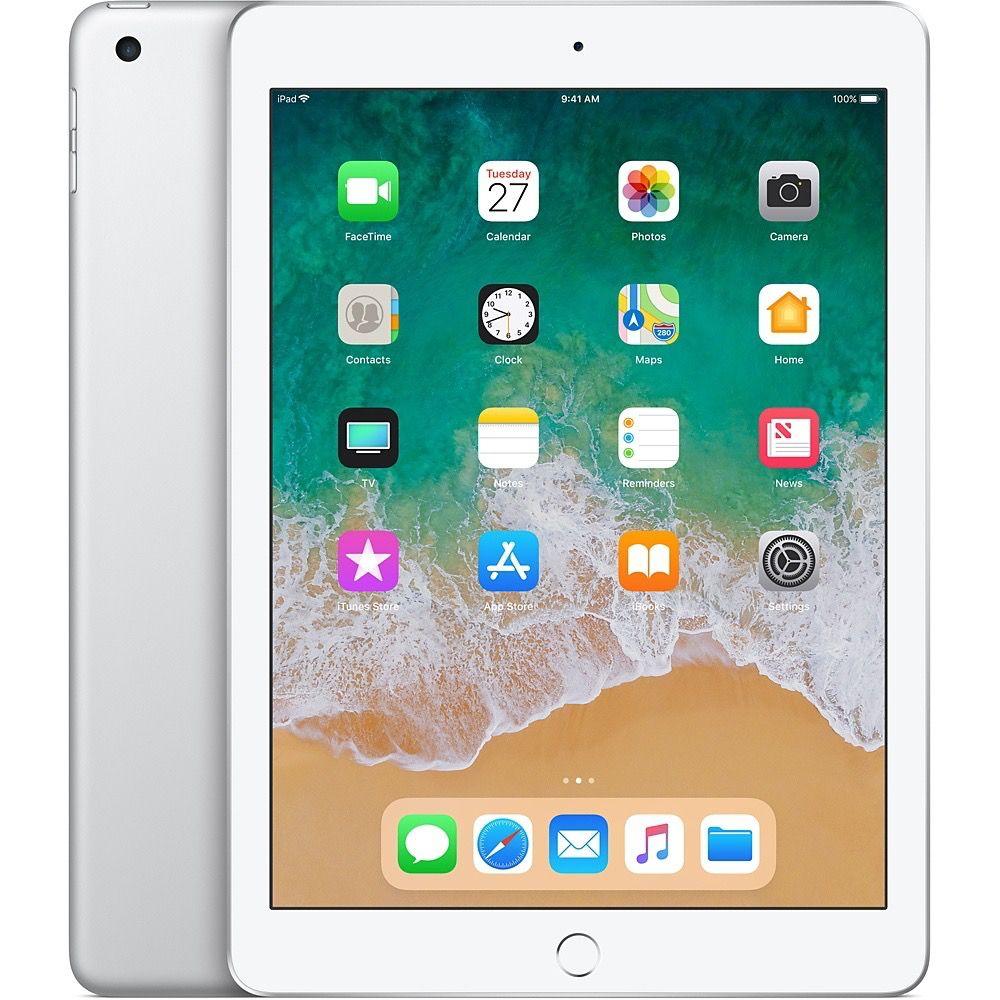 Apple iPad Wi-Fi + Cellular for Apple SIM 32GB - Silver
