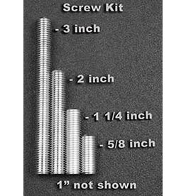 Precision Balance Screw Kit