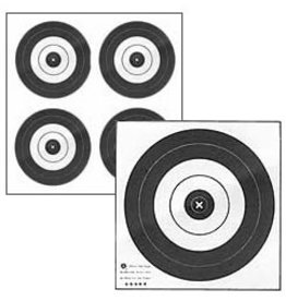 Maple Leaf NFAA Field Set 14 targets