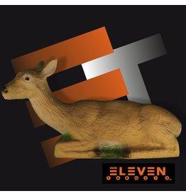 Eleven Eleven 3D Lying Deer