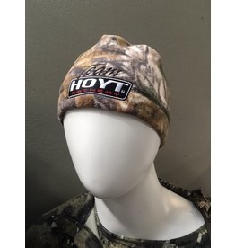 Hoyt Hoyt Polarfleece Reversoble Beanie Camo/Blaze Orange