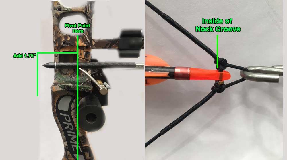 Guides Bow Draw Length Urban Archery