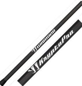 Warrior Fatboy Krypto Pro Silver Box Lacrosse Shaft