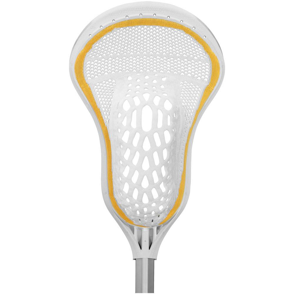 Warrior Evo Warp White High Pocket Lacrosse Head