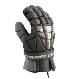 "Under Armour Strategy Grey 12"" Gloves"