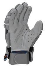 Warrior Evo Pro Lacrosse Glove Grey Large