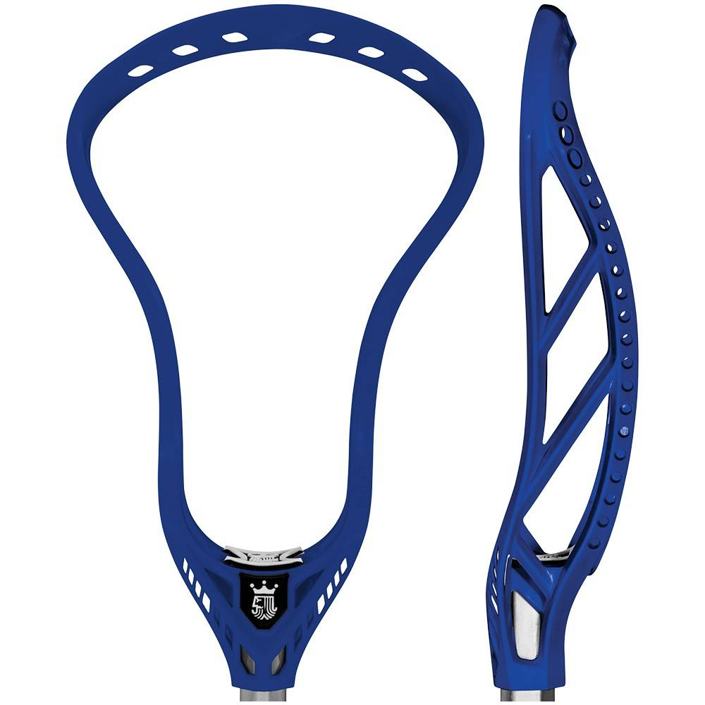 Brine King X Royal Unstrung Lacrosse Head