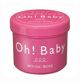 OH! BABY Oh!Baby House of Rose身體去角質磨砂膏