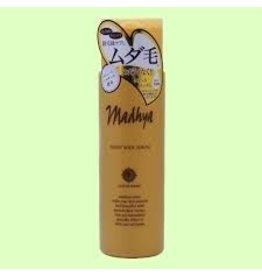 北尾化妝品Madhya 沙龍品質除毛後整肌用保濕身體精華150ml