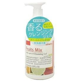 NURSERY Nursery 肌肤舒缓卸妆啫喱(混合水果味)180ML