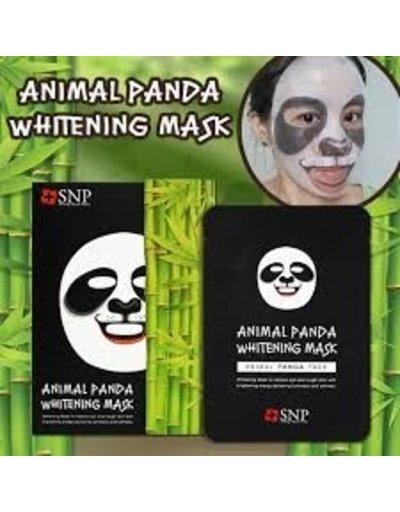 SNP SNP 动物造型面膜熊貓美白面膜單片
