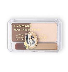 CANMAKE Canmake立體鼻樑雙色修容粉/鼻影粉高光粉組合