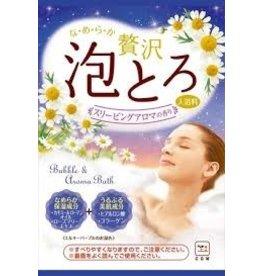 OTHERS 牛乳石鹸 湯物語泡澡劑 雛菊味