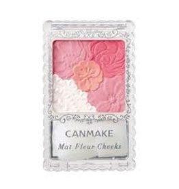 CANMAKE CANMAKE花瓣雕刻五色腮紅啞光01號