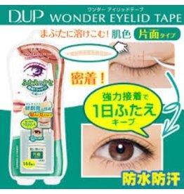 D-UP Dup Wonder Eyelid Tape 整形DIY自然服貼單面雙眼皮貼