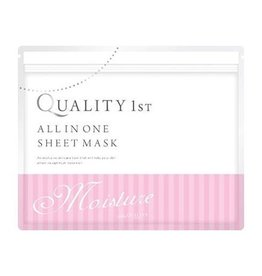 Quality First All In One Sheet 膠原蛋白保濕面膜50Pcs