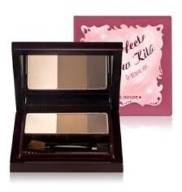ETUDE HOUSE Etude House Perfect Brow Kit 愛麗小屋三色眉粉