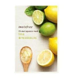 Innisfree innisfree 悅詩風吟真萃鮮榨面膜- 檸檬