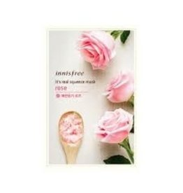 Innisfree innisfree 悅詩風吟真萃鮮榨面膜- 玫瑰
