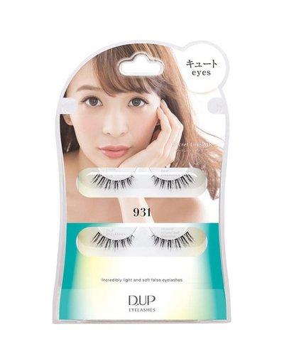 D-UP Dup Secret Line裸妝超自然輕盈假睫毛#931
