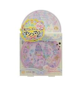ECONECO 繪子貓ECONECO童趣夢幻馬戲團可愛粉餅01號明亮肌