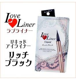 LOVE LINERS Love liner Liquid Eyeliner Black
