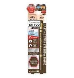 K-PALETTE K﹣Palette 1 Day Tattoo Liquid Eyebrow 02 液體眉筆