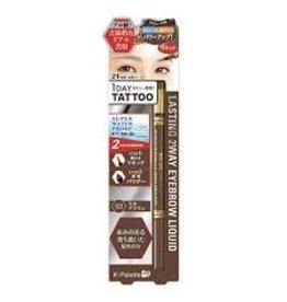 K-PALETTE K﹣Palette 1 Day Tattoo Liquid Eyebrow 03液體眉筆