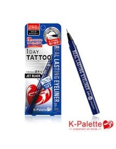 K-PALETTE K﹣Palette 1 Day Tattoo 24h Real Lasting Waterproof Micro Eyeliner 極細防水眼線液